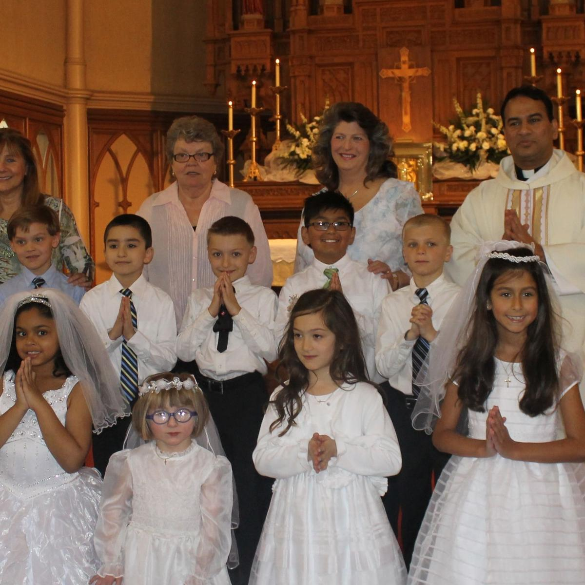 2016 First Communicants